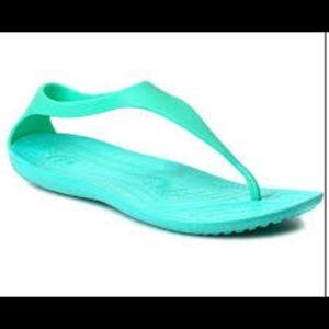 Crocs sexi flip brand new sz 6